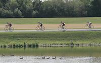 05 AUG 2006 - HOLME PIERREPONT, UK - British Triathlon Club Relay Championships. (PHOTO (C) NIGEL FARROW)