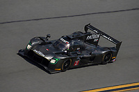 IMSA WeatherTech SportsCar Championship<br /> December Test<br /> Daytona International Speedway<br /> Daytona Beach, FL USA<br /> Wednesday, 06 December, 2017<br /> 2, Nissan DPi, P, Scott Sharp, Ryan Dalziel<br /> World Copyright: Brian Cleary<br /> LAT Images