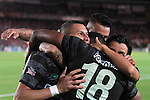 Medellín- Atlético Nacional y Vitoria de Brasil, empataron a 2 goles en el partido correspondiente a la ida de los octavos de final de la Copa Sudamericana, desarrolla en el estadio Atanasio Girardot el 1 de octubre.