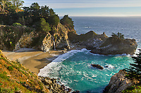Images from the California Coast.