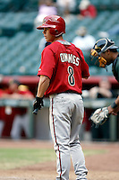Chris Owings - Arizona Diamondbacks 2009 Instructional League .Photo by:  Bill Mitchell/Four Seam Images..