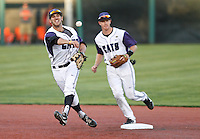 Kansas State vs. Oregon State at NCAA Super Regional in Corvallis, Oregon on June 9, 2013.  Photo by Steve Dipaola