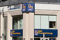 An RBC branch is pictured in Winnipeg Wednesday May 25, 2011. The Royal Bank of Canada (in French, Banque Royale du Canada, and commonly RBC in either language) is the largest financial institution in Canada, which is measured by deposits, revenues, and market capitalization.