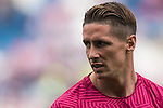 Fernando Torres of Atletico Madrid looks on during the training session prior to their La Liga match between Atletico Madrid and Deportivo de la Coruna at the Vicente Calderon Stadium on 25 September 2016 in Madrid, Spain. Photo by Diego Gonzalez Souto / Power Sport Images