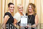 Pictured at Kerry Fashion Weekend awards held in the Carlton hotel, Tralee on Saturday evening were winners of the merit award Hannons boutique, Castleisland from left: Susan, Jill and Lorna Hannon.
