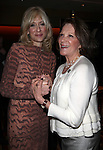 Judith Light & Linda Lavin.Behind the Scenes at the 2012 Tony Award-Meet The Nominees Press Reception at Millennium Broadway Hotel on May 2, 2012 in New York City. © Walter McBride/WM Photography .