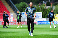 Connor Roberts of Swansea City arrives for the pre season friendly match between Exeter City and Swansea City at St James Park in Exeter, England, UK. Saturday, 20 July 2019