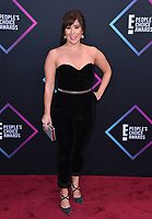 LOS ANGELES, CA. November 11, 2018: Emily Andras at the E! People's Choice Awards 2018 at Barker Hangar, Santa Monica Airport.<br /> Picture: Paul Smith/Featureflash