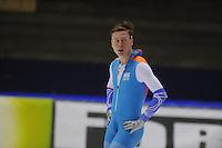 SCHAATSEN: HEERENVEEN: 16-01-2016 IJsstadion Thialf, Trainingswedstrijd Topsport, Magnus Myhren Kristensen, ©foto Martin de Jong