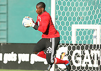 Bil lHamid #28 of D.C.United makes a save during an MLS match against the Kansas City Wizards at RFK Stadium on May 5 2010, in Washington DC. United won 2-1