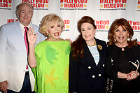 """LOS ANGELES - SEP 25:  Lloyd J. Schwartz, Ruta Lee, Donelle Dadigan, Dawn Wells at the 55th Anniversary of """"Gilligan's Island"""" at the Hollywood Museum on September 25, 2019 in Los Angeles, CA"""