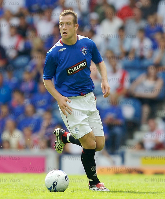 Charlie Adam, Rangers.stock season 2006-2007.pic willie vass