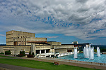 Dillingham Center, Ithaca College, Tompkins County, New York, USA