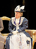 An Ideal Husband by Oscar Wilde<br /> at Festival Theatre Chichester, Great Britain <br /> 25th November 2014 <br /> <br /> directed by Rachel Kavanaugh <br /> <br /> Patricia Routledge as Lady Markby<br /> <br /> <br /> <br /> <br /> Photograph by Elliott Franks <br /> Image licensed to Elliott Franks Photography Services