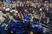 IMSA WeatherTech SportsCar Championship<br /> AMERICA'S TIRE 250<br /> Mazda Raceway Laguna Seca<br /> Monterey, CA USA<br /> Sunday 24 September 2017<br /> 90, Multimatic Riley, P, Marc Goossens, Renger Van Der Zande<br /> World Copyright: Richard Dole<br /> LAT Images<br /> ref: Digital Image RD_LS_17_292