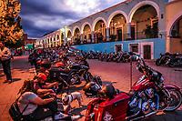 Motos en Alamos