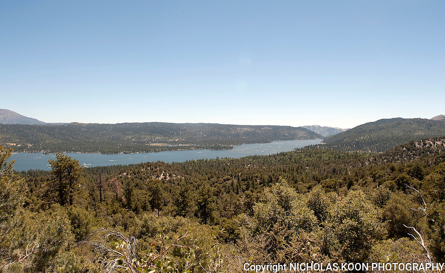 Big Bear Lake - 2011