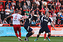Dino Maamria, Kevin Nolan, Joe Cole. Mitchell Cole Benefit Match - Lamex Stadium, Stevenage - 7th May, 2013. © Kevin Coleman 2013. ..