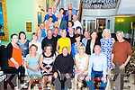 Former members of the Franciscian Youth club who gathered in the Dromhall Hotel for the club reunion on Friday night