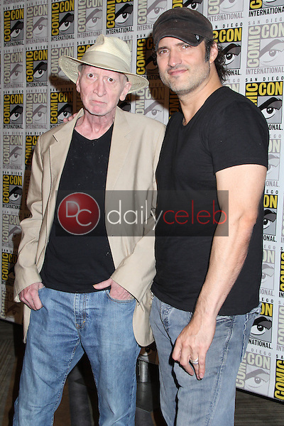 Frank Miller, Robert Rodriguez<br />