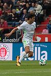 22.07.2017, Millerntor-Stadion, Hamburg, GER, FSP, FC St. Pauli vs SV Werder Bremen<br /> <br /> im Bild<br /> Thomas Delaney (Werder Bremen #6) am Ball, <br /> <br /> Foto &copy; nordphoto / Ewert