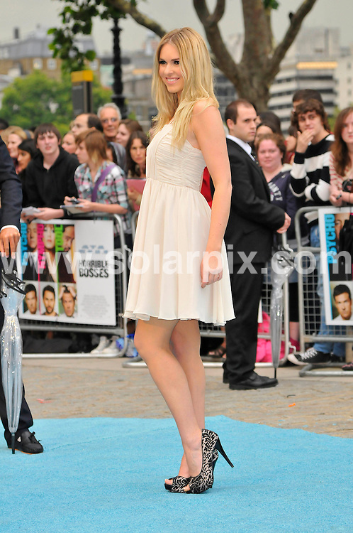 **ALL ROUND PICTURES FROM SOLARPIX.COM**                                             **WORLDWIDE SYNDICATION RIGHTS**                                                                                  Caption: Outside arrivals at the UK premiere of Horrible Bosses, held at the BFI Southbank, London, UK. 20 July 2011                                                                              This pic: Zoe Salmon                                                                              JOB REF: 13752 MSR     DATE: 20_07_2011                                                           **MUST CREDIT SOLARPIX.COM OR DOUBLE FEE WILL BE CHARGED**                                                                      **MUST AGREE FEE BEFORE ONLINE USAGE**                               **CALL US ON: +34 952 811 768 or LOW RATE FROM UK 0844 617 7637**