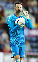 Aberdeen's Joe Lewis<br /> <br /> Photographer Alex Dodd/CameraSport<br /> <br /> UEFA Europa League - Europa League Qualifying Round 2 2nd Leg - Burnley v Aberdeen - Thursday 2nd August 2018 - Turf Moor - Burnley<br />  <br /> World Copyright © 2018 CameraSport. All rights reserved. 43 Linden Ave. Countesthorpe. Leicester. England. LE8 5PG - Tel: +44 (0) 116 277 4147 - admin@camerasport.com - www.camerasport.com