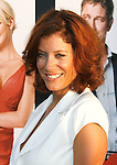 "HOLLYWOOD, CA. - July 16: Kate Walsh arrives at the Los Angeles premiere of ""The Ugly Truth"" held at the Pacific's Cinerama Dome on July 16, 2009 in Hollywood, California."