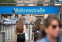 2020/07/14 Berlin   Mohrenstrasse   Umbenennung