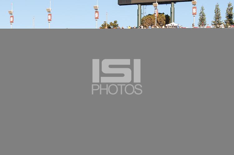 Stanford, California -Saturday, June 29 2013: San Jose Earthquakes defeated LA Galaxy 3 - 2 at Stanford Stadium