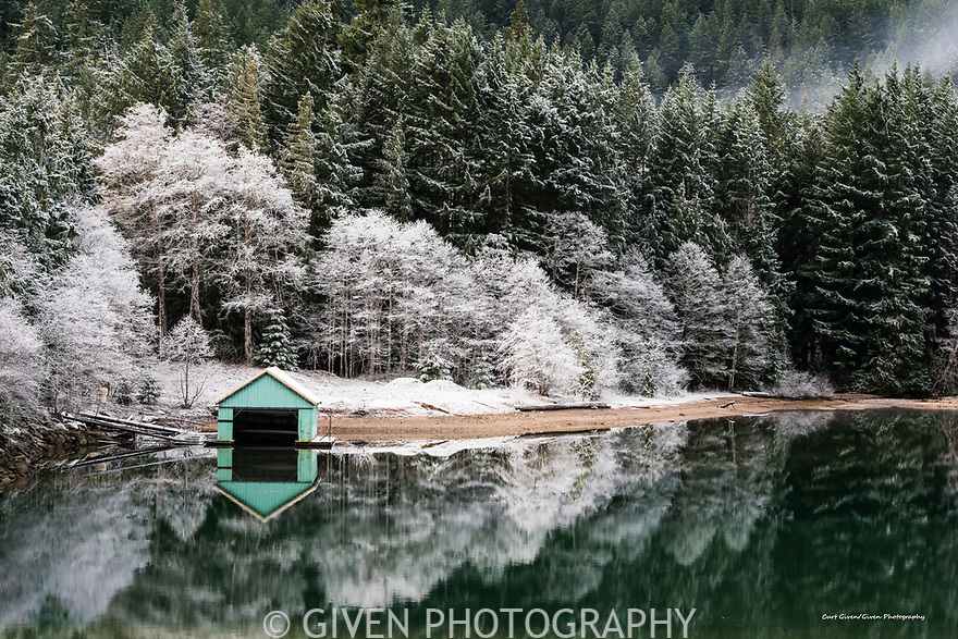 Lake and Frost
