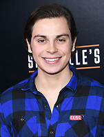 09 March 2019 - Los Angeles, California - Jake T. Austin. Grand Opening of Shaquille's at L.A. Live held at Shaquille's at L.A. Live. <br /> CAP/ADM/BT<br /> &copy;BT/ADM/Capital Pictures