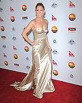 Kym Johnson at The G'Day USA Black Tie Gala held at The JW Marriot at LA Live in Los Angeles, California on January 12,2013                                                                   Copyright 2013 Hollywood Press Agency