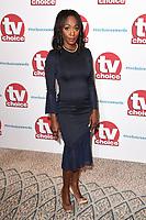 Dianne Parish<br /> arriving for the TV Choice Awards 2017 at The Dorchester Hotel, London. <br /> <br /> <br /> ©Ash Knotek  D3303  04/09/2017