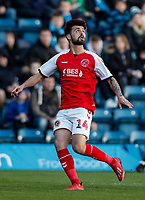 Fleetwood Town's Macauley Southam-Hales  <br /> <br /> Photographer Andrew Kearns/CameraSport<br /> <br /> The EFL Sky Bet League One - Wycombe Wanderers v Fleetwood Town - Saturday 4th May 2019 - Adams Park - Wycombe<br /> <br /> World Copyright © 2019 CameraSport. All rights reserved. 43 Linden Ave. Countesthorpe. Leicester. England. LE8 5PG - Tel: +44 (0) 116 277 4147 - admin@camerasport.com - www.camerasport.com