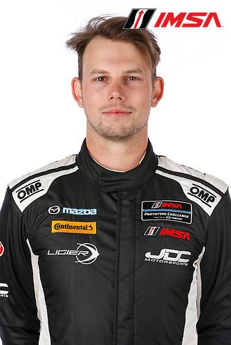 #55 JDC Motorsports, Ligier JS P3, LMP3: Scott Andrews
