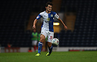 Blackburn Rovers' Lewis Travis <br /> <br /> Photographer /Rachel HolbornCameraSport<br /> <br /> The EFL Checkatrade Trophy - Blackburn Rovers v Stoke City U23s - Tuesday 29th August 2017 - Ewood Park - Blackburn<br />  <br /> World Copyright &copy; 2018 CameraSport. All rights reserved. 43 Linden Ave. Countesthorpe. Leicester. England. LE8 5PG - Tel: +44 (0) 116 277 4147 - admin@camerasport.com - www.camerasport.com