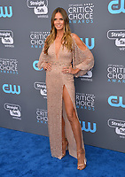 Heidi Klum at the 23rd Annual Critics' Choice Awards at Barker Hangar, Santa Monica, USA 11 Jan. 2018<br /> Picture: Paul Smith/Featureflash/SilverHub 0208 004 5359 sales@silverhubmedia.com