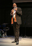 Reg E. Cathey performs at the La Mama Earth Gala Honoring Olympia Dukakis And Dan Kutz at the Ellen Stewart Theatre on November 13, 2014 in New York City.
