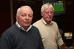 Frank Clarke and Ned Gorman in the Rugby Club...Photo NEWSFILE/Jenny Matthews.(Photo credit should read Jenny Matthews/NEWSFILE)....This Picture has been sent you under the condtions enclosed by:.Newsfile Ltd..The Studio,.Millmount Abbey,.Drogheda,.Co Meath..Ireland..Tel: +353(0)41-9871240.Fax: +353(0)41-9871260.GSM: +353(0)86-2500958.email: pictures@newsfile.ie.www.newsfile.ie.FTP: 193.120.102.198.