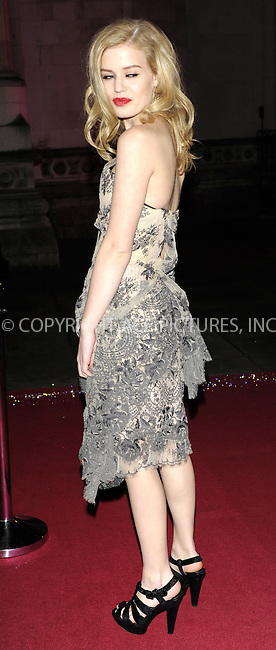 WWW.ACEPIXS.COM . . . . .  ..... . . . . US SALES ONLY . . . . .....December 9 2009, london....Georgia May Jagger arriving at the British Fashion Awards at Royal Courts of Justiceon The Strand on December 9, 2009 in London, England.......Please byline: FAMOUS-ACE PICTURES... . . . .  ....Ace Pictures, Inc:  ..tel: (212) 243 8787 or (646) 769 0430..e-mail: info@acepixs.com..web: http://www.acepixs.com