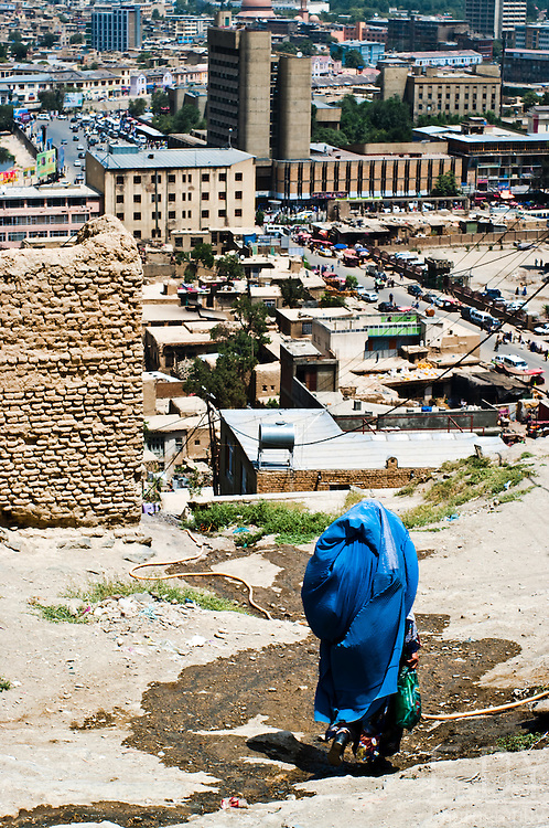 Kabul's growth has led to proliferation of informal housing. Informal settlements now shelter a staggering 80 percent of the city's population and cover over two-thirds of its residential land area, particularly on the hills surrounding the city.