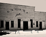 Gruene Hall ...the oldest dancehall in Texas.