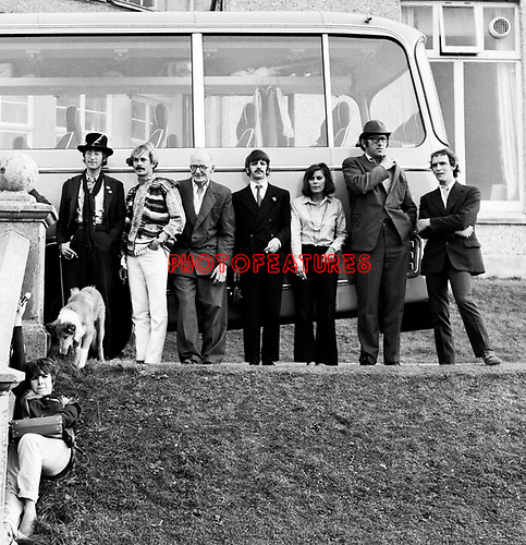 Magical Mystery Tour Chris Walter Classic Rock Photo Archive