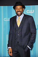 www.acepixs.com<br /> May 18, 2017 New York City<br /> <br /> Cress Williams attending arrivals for CW Upfront Presentation in New York City on May 18, 2017.<br /> <br /> Credit: Kristin Callahan/ACE Pictures<br /> <br /> <br /> Tel: 646 769 0430<br /> Email: info@acepixs.com