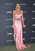 LOS ANGELES, CA. October 29, 2016: Actress/model Rosie Huntington-Whiteley at the 2016 LACMA Art+Film Gala at the Los Angeles County Museum of Art.<br /> Picture: Paul Smith/Featureflash/SilverHub 0208 004 5359/ 07711 972644 Editors@silverhubmedia.com