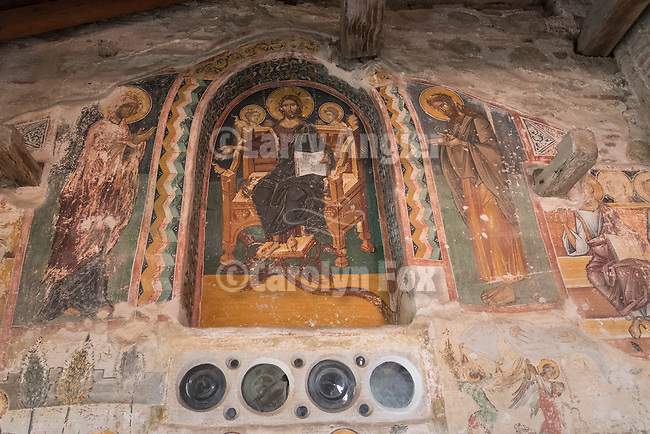 Iconography, Holy Monastery of Great Meteoron, Meteora, Greece