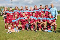 Vets Cup - Barton Rovers v Crawley Green FC- 15/05/2016