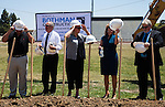 Antioch High School -- Eells Field Renovation Ground Breaking -- Antioch, California -- 2014