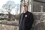 Labours Dominic Hannigan in Kentstown, Co.Meath
